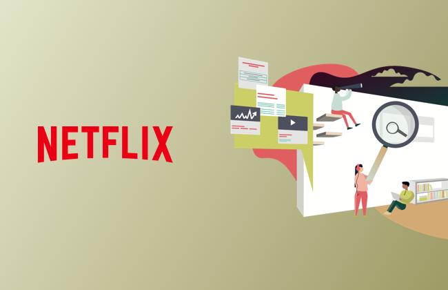 Online leren & Netflix