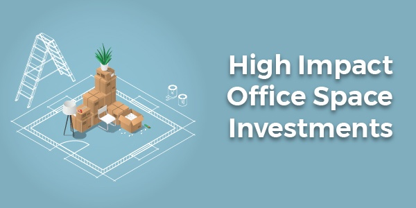 Office space improvements worth investing in
