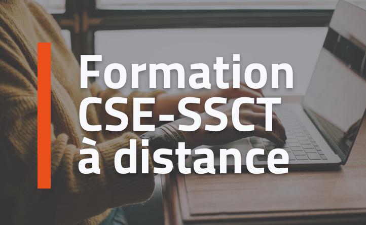 Formation CSE - SSCT à distance