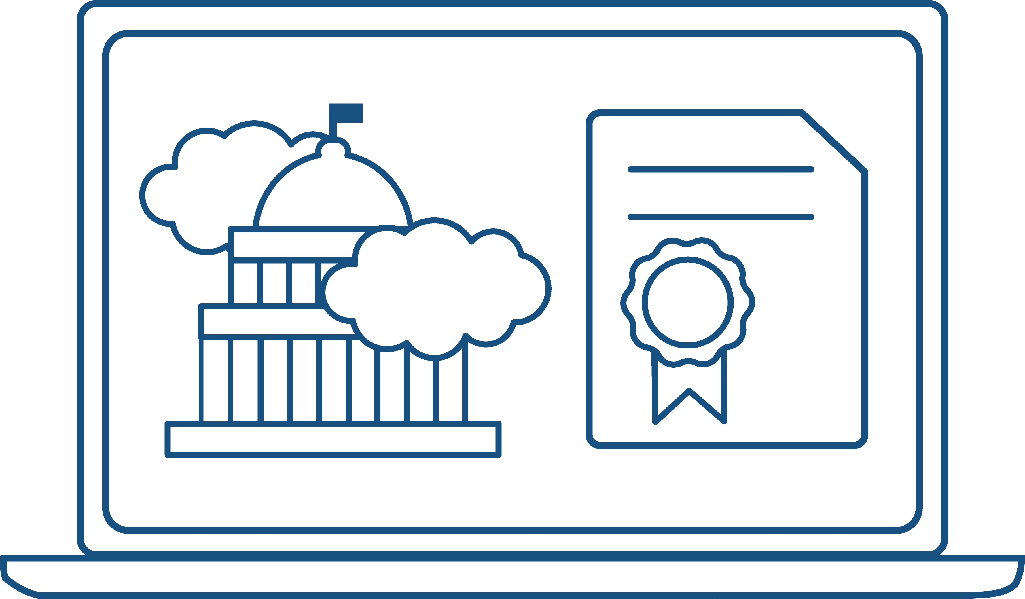 Do you have government domain knowledge? Are you Salesforce-certified