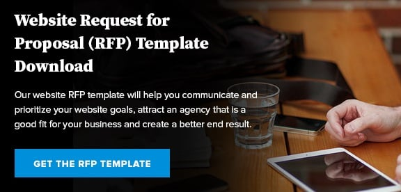 How To Write a Website Redesign RFP (with Template Download) - eCity ...
