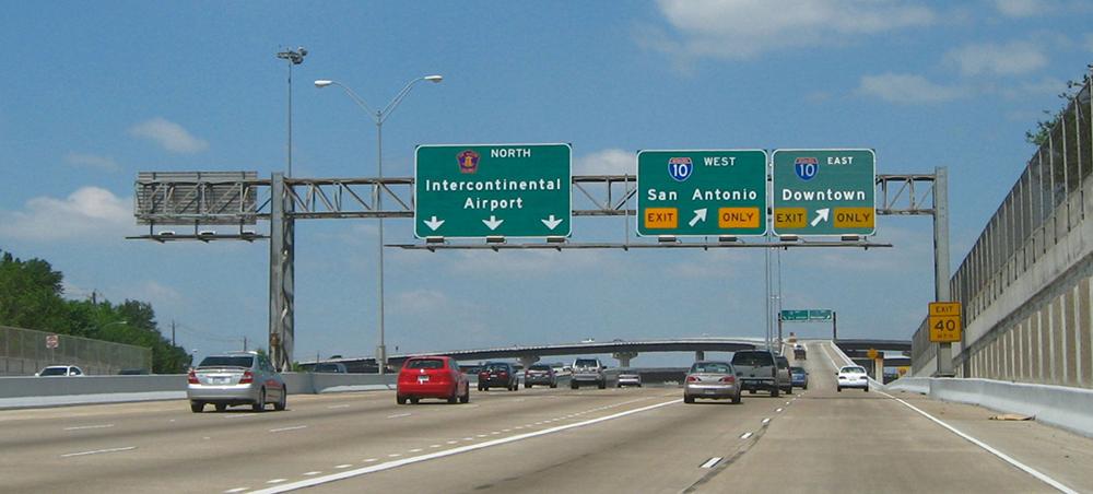 I-10 Texas car accidents