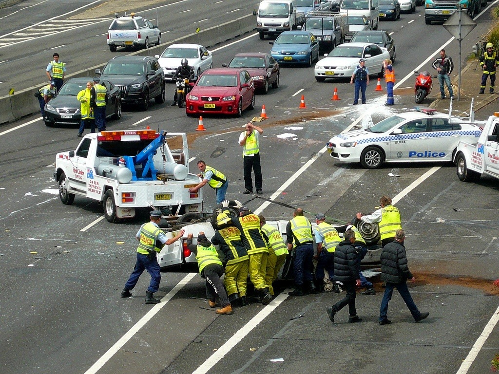 The 20 Largest Traffic Accidents in Recent US History