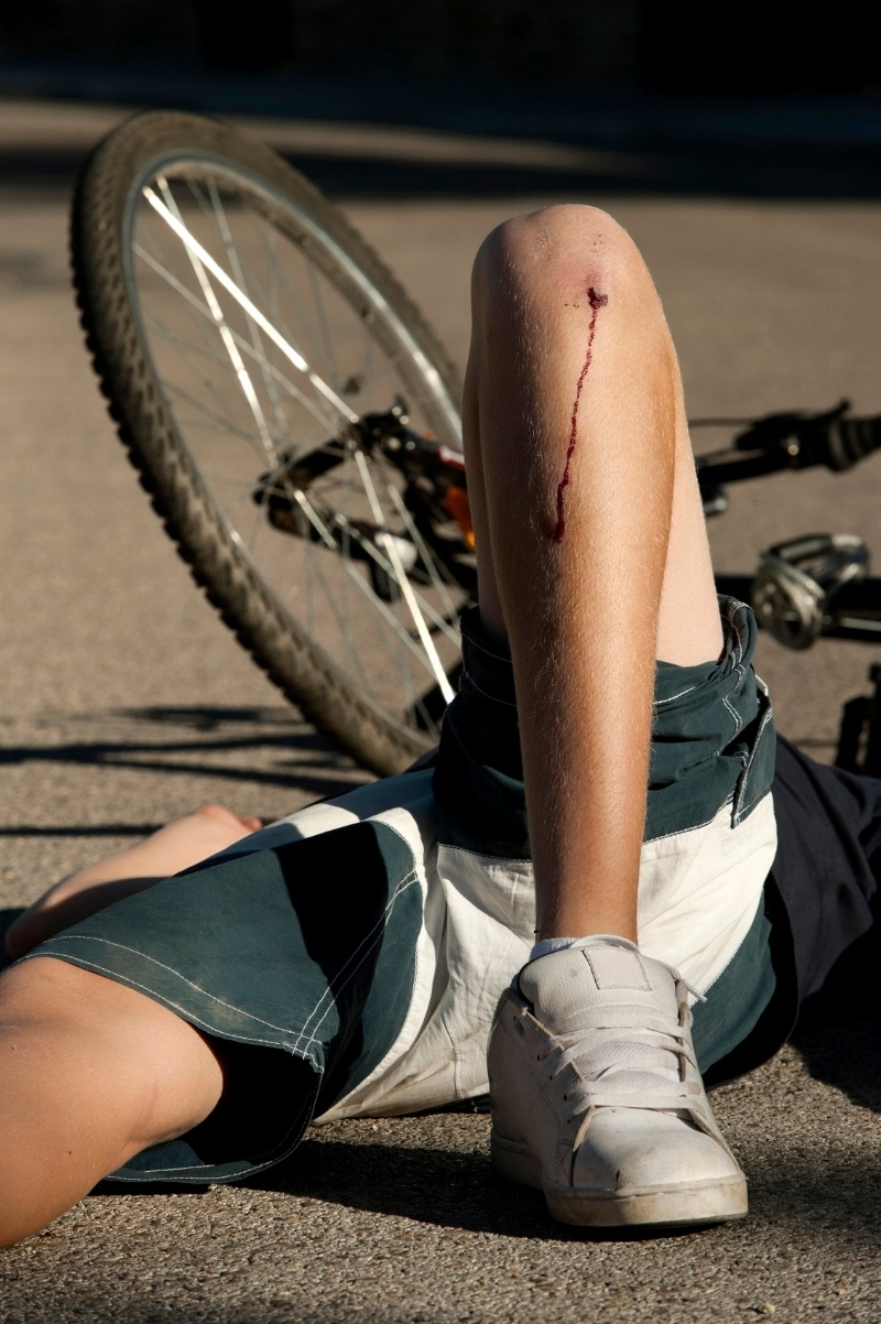 What to do after a Bicycle Crash
