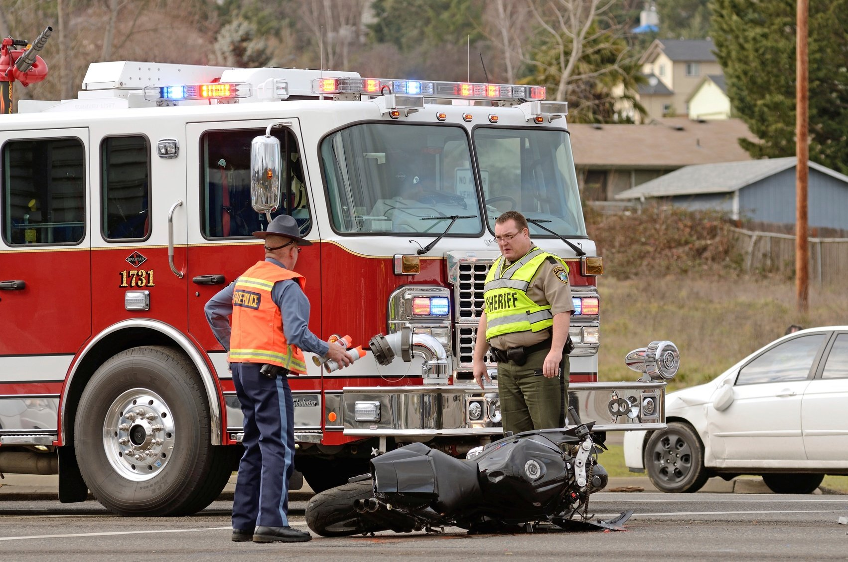 Motorcycle Accident Attorney in Georgia