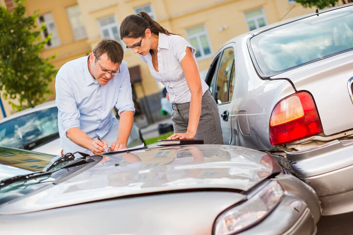 Should I exchange Information after an auto accident?