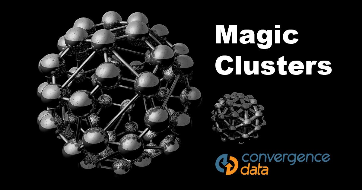 magic clusters parts classification