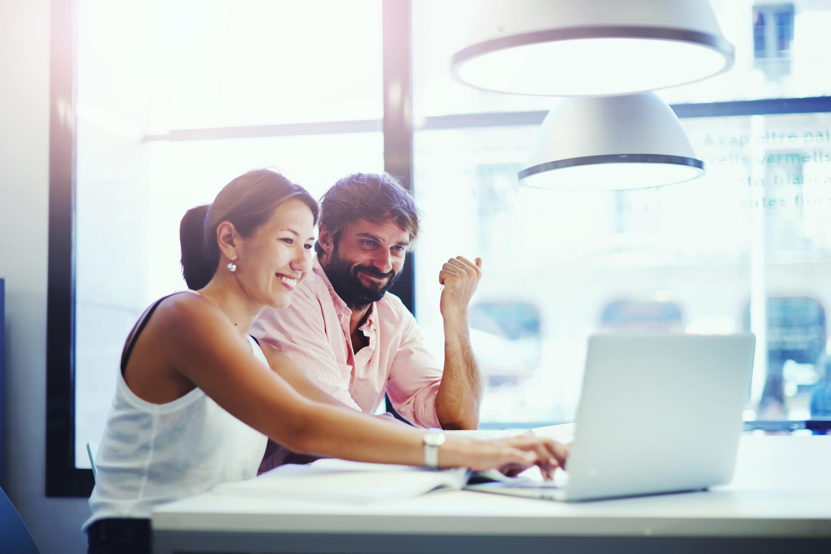 Adhérer en ligne: la simplicité au bout des doigts!