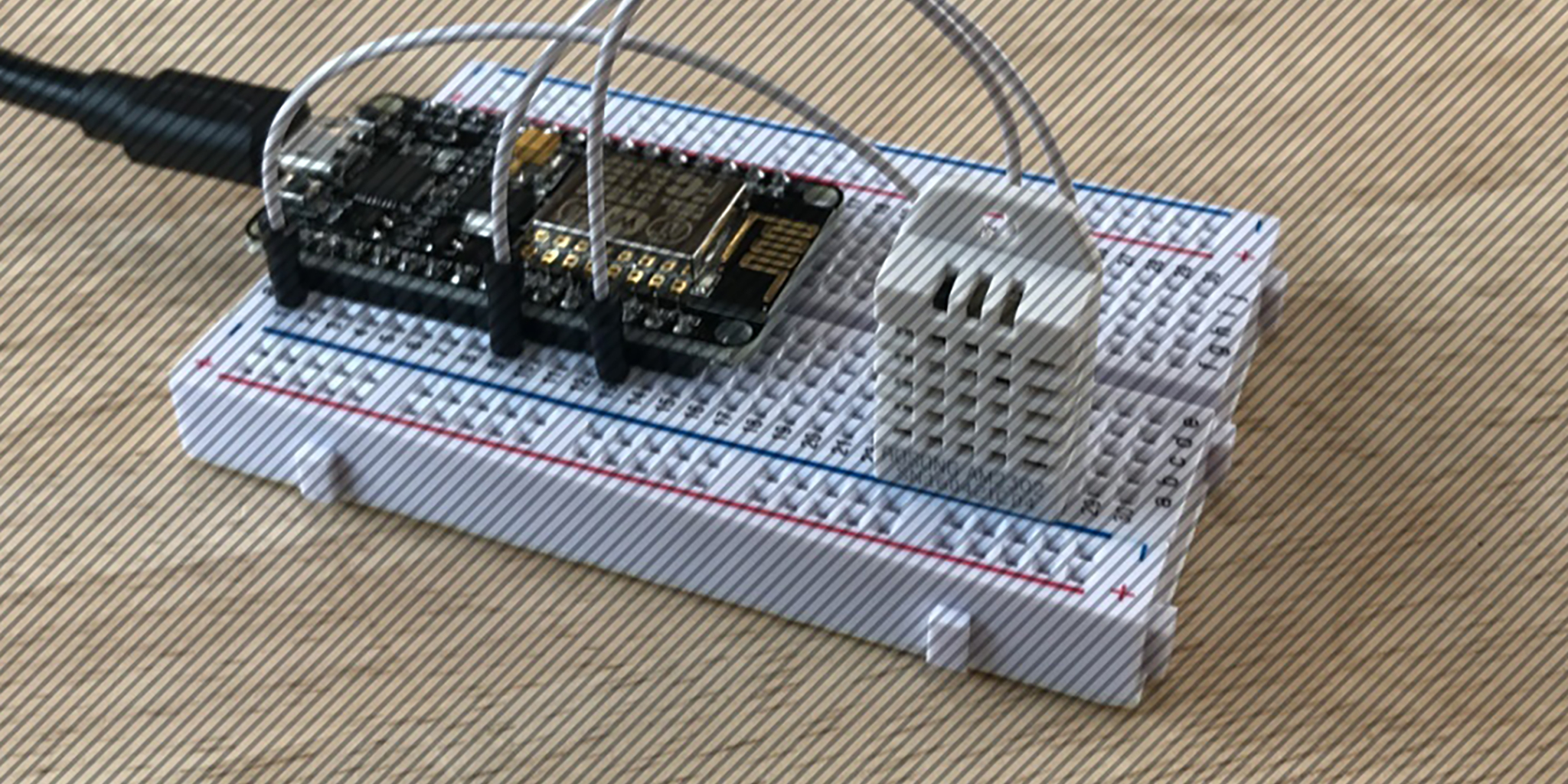 Using a NodeMCU and Light Sensor to Build a JavaScript Night