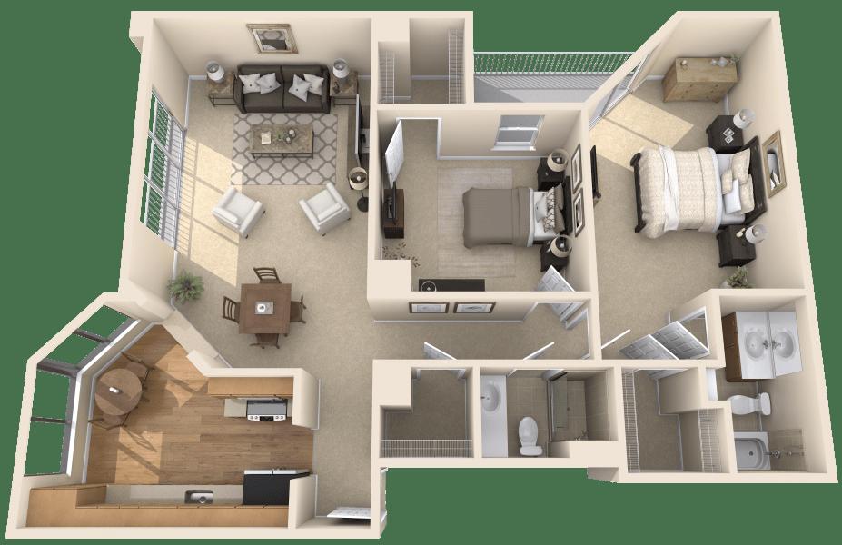 820 Fifth Avenue Floor Plan Sensational living