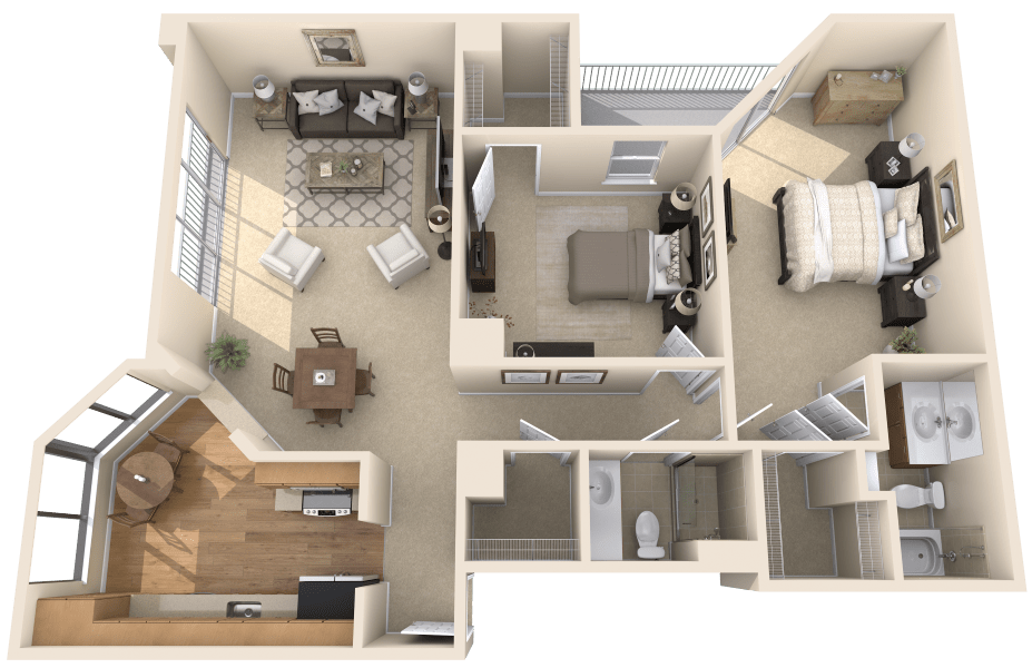 fantastic home planners inc house plans. Enlarge Independent Senior Living and Assisted in Atlanta  GA