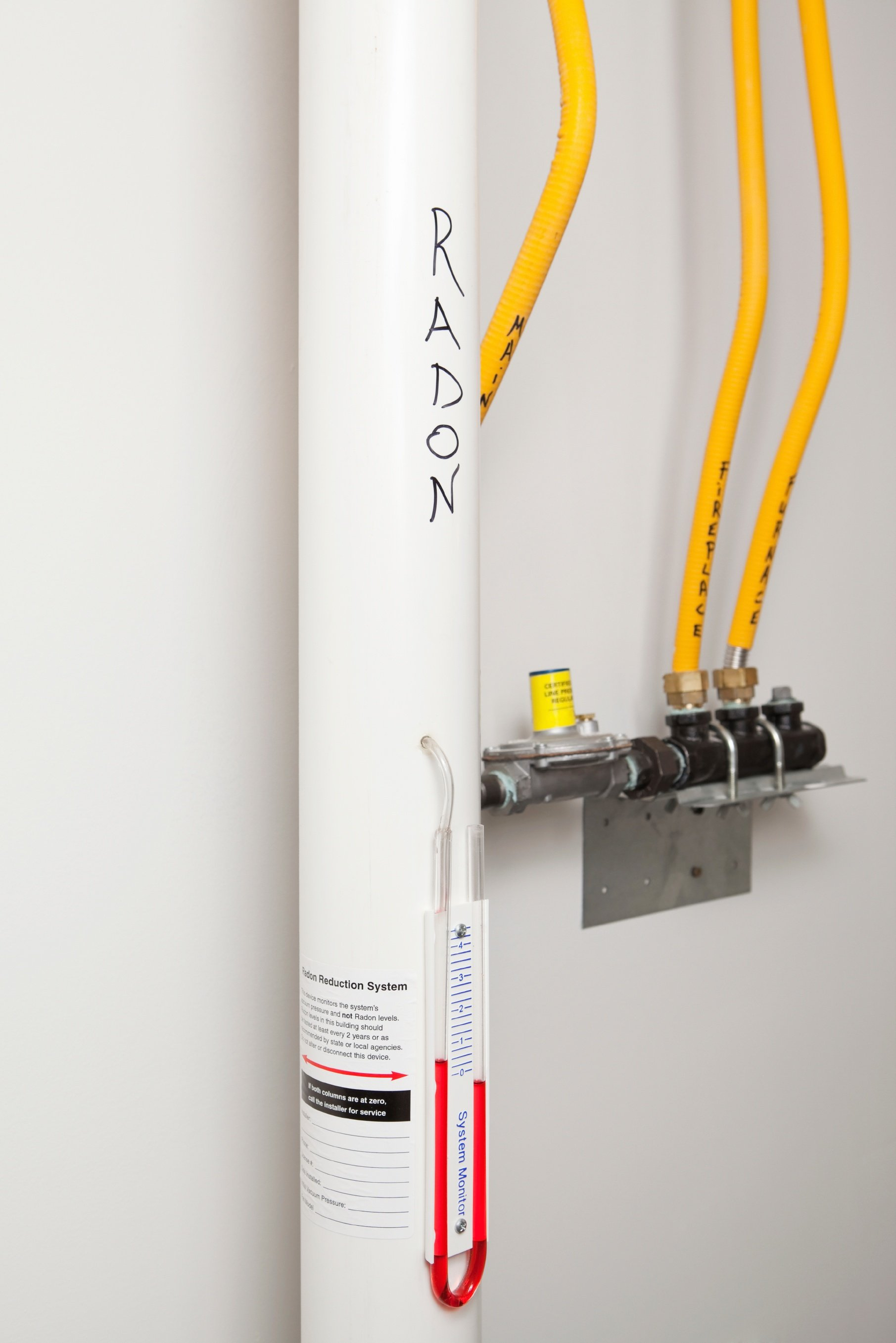 What Is A Radon Mitigation System