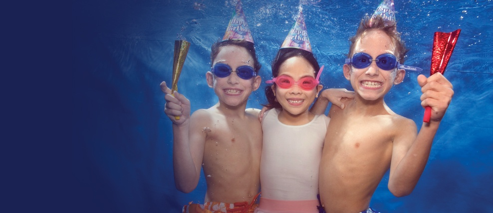 Celebrate At Swimtastic