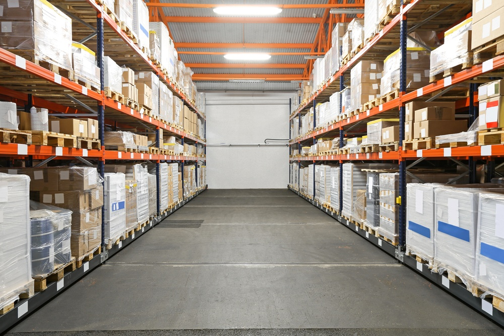 Warehouse management software pallet storage considerations for Warehouse racking design software