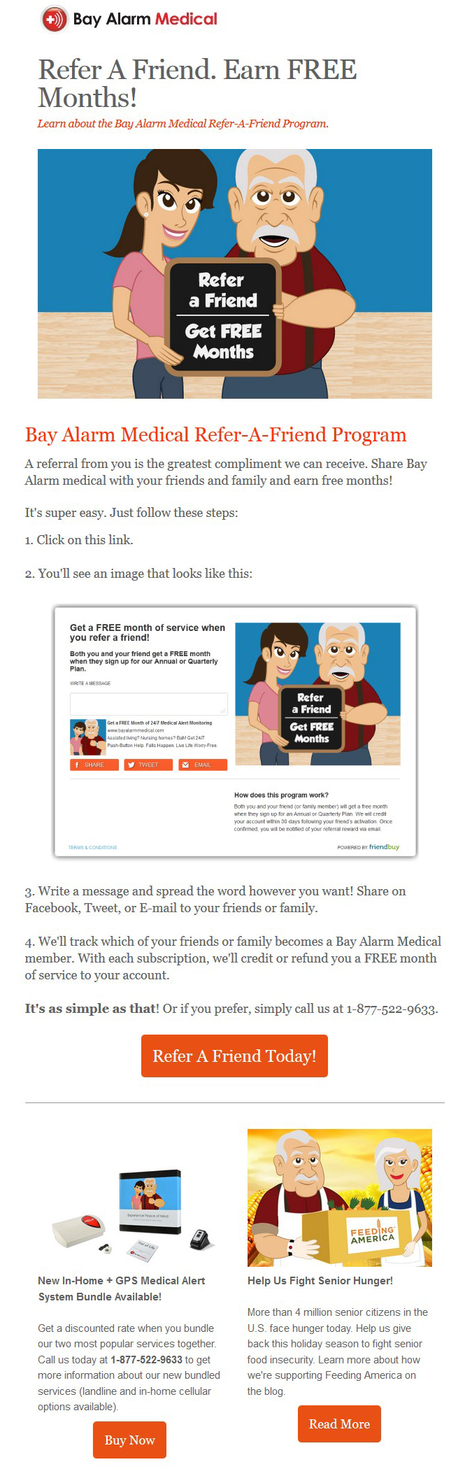 11 Email Blast Examples That Rock You Ll Get More Referrals Immediately Using Your Email List