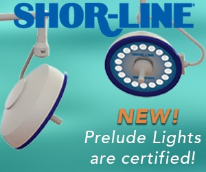 Shor-Line LED Lights are now certified.