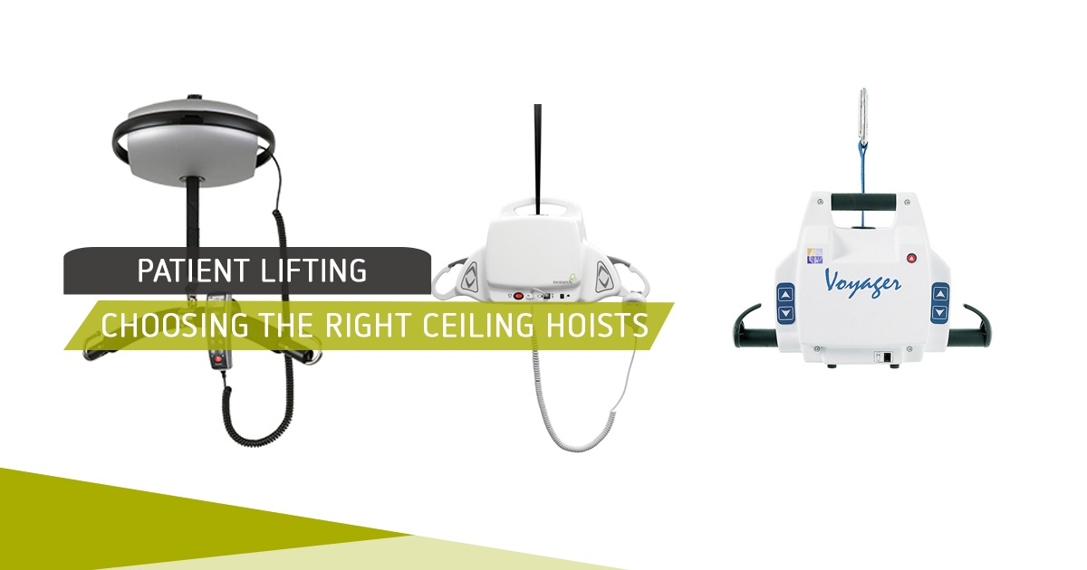 Choosing the Right Ceiling Hoists