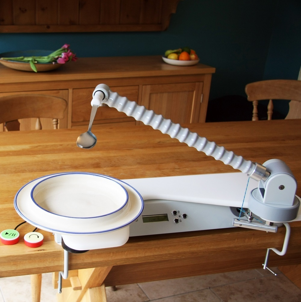 Robotic Neater Eater