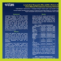 Abstract Review: Longitudinal Geographic Miss (LGM) in Robotic-Assisted vs Manual Percutaneous Coronary Interventions
