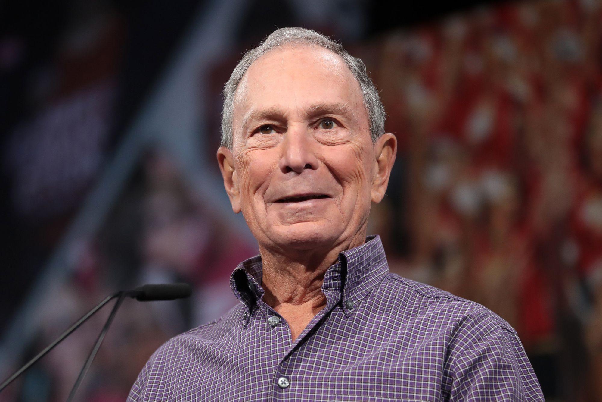 Why Bloomberg is Bernie's Real Spoiler