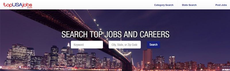top job sites in usa