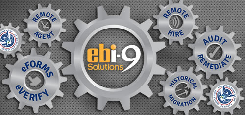 EBI-9 Electronic Form I-9 Solutions