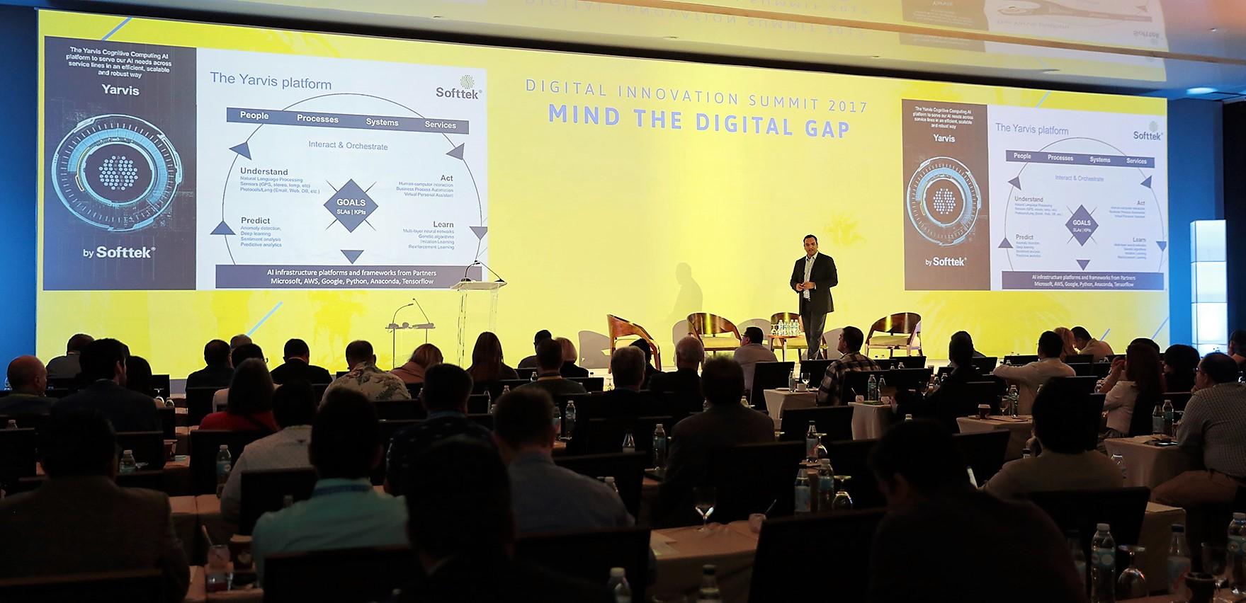 Softtek 2017 Digital Innovation Summit Recap