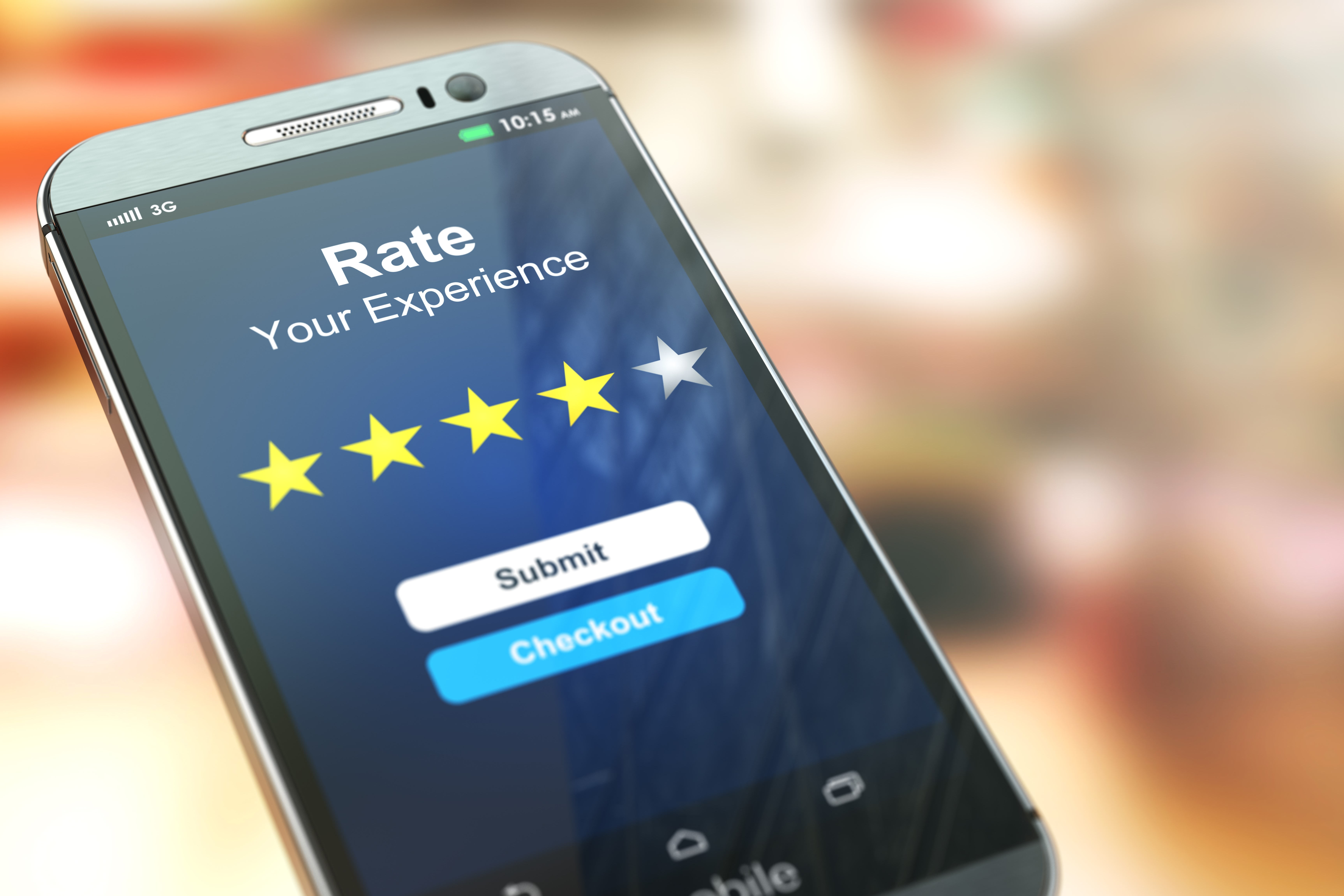 Restaurants – Don't Turn the Other Cheek to Bad Online Reviews
