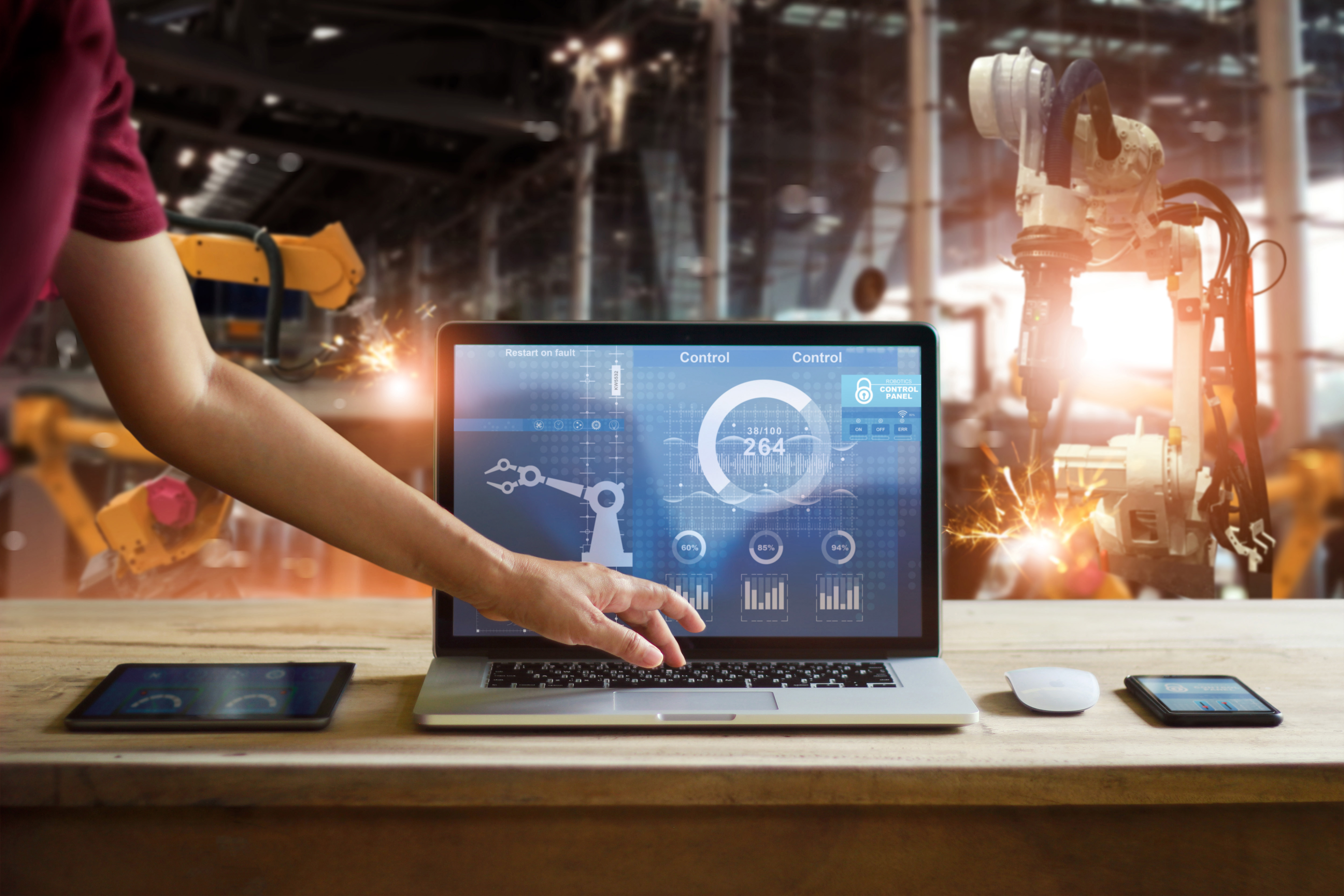 Maximum automation starts with the right mindset