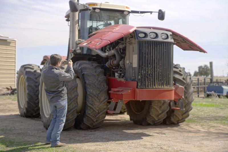 Tractor Capture HW