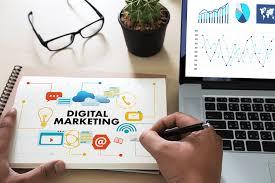 Digital marketing in facebook oglaševanje