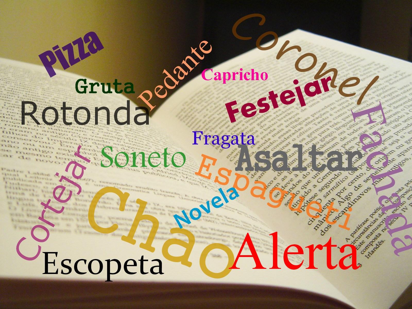 100 Palabras En Castellano Provenientes Del Italianismo