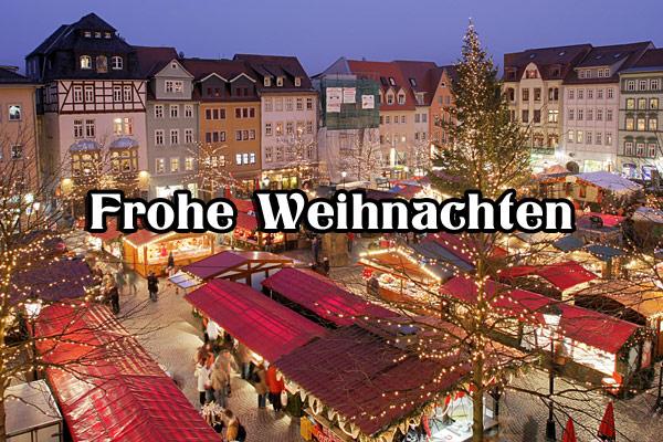 Frases En Alemán Para La Navidad Universal De Idiomas