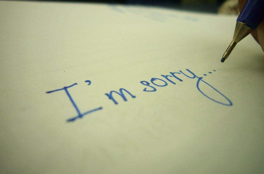 Frases Para Pedir Perdon En Ingles Universal De Idiomas