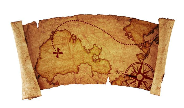 treasuremap