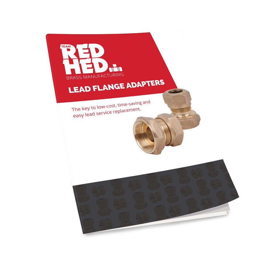 Red Hed Lead Flange Book Cover