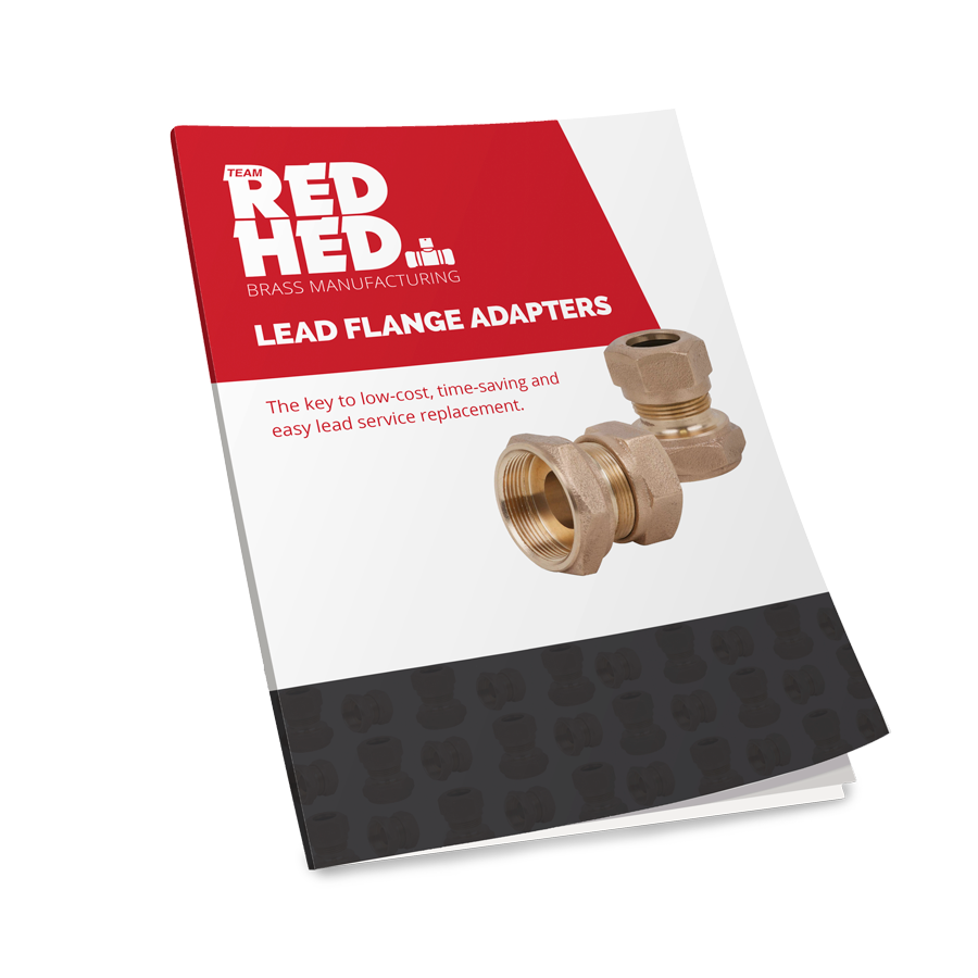 Lead Flange Adapters Product Sheet Book Cover