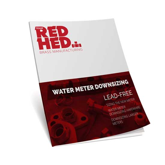 Water Meter Downsizing Book Cover