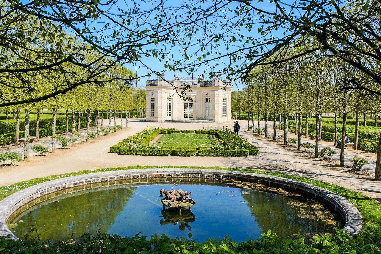 Petit Traianon at Versailles