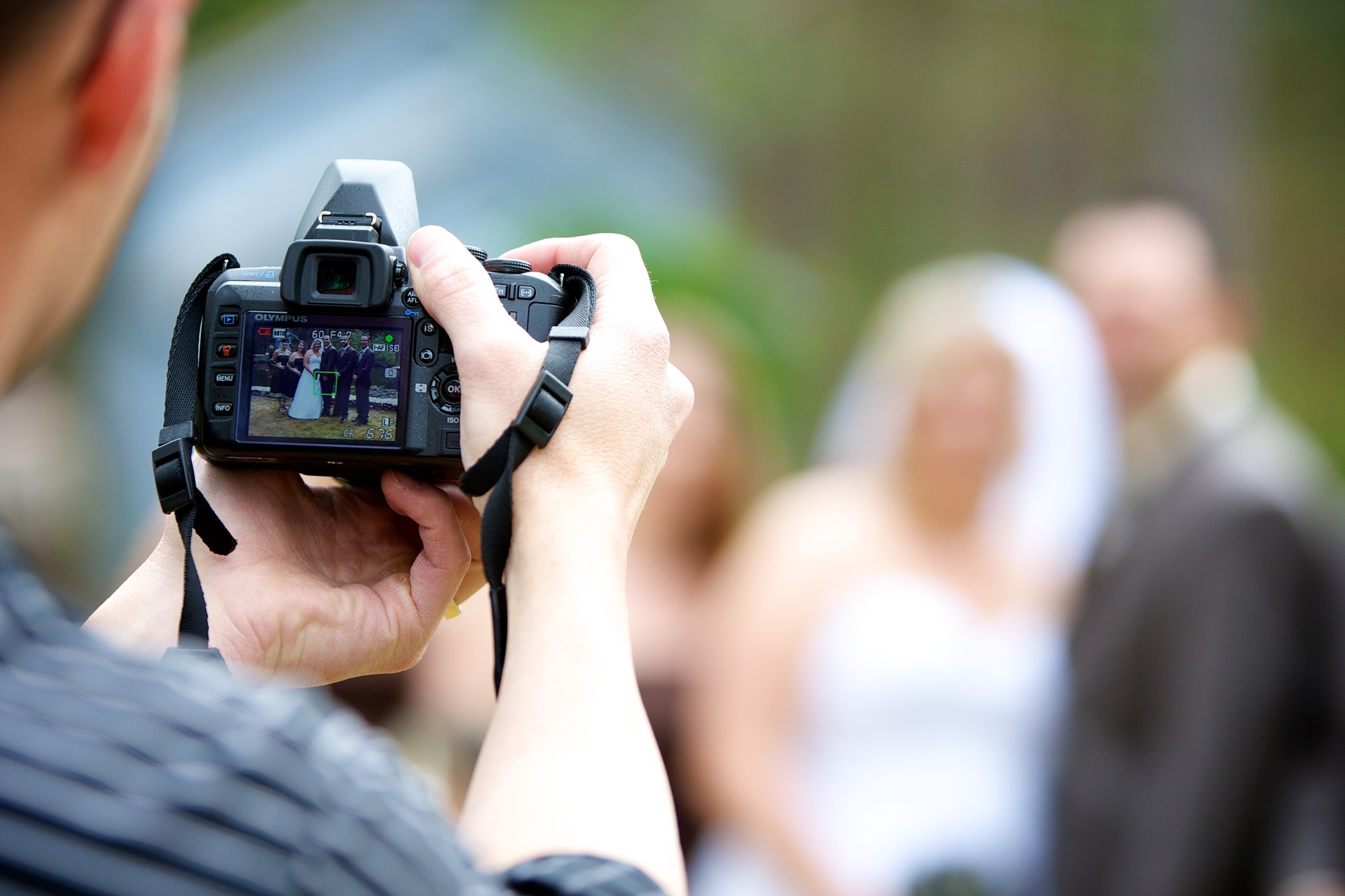 the best wedding photographer