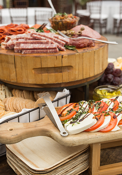 Catering Menus for Weddings, Corporate Events, BBQs & More