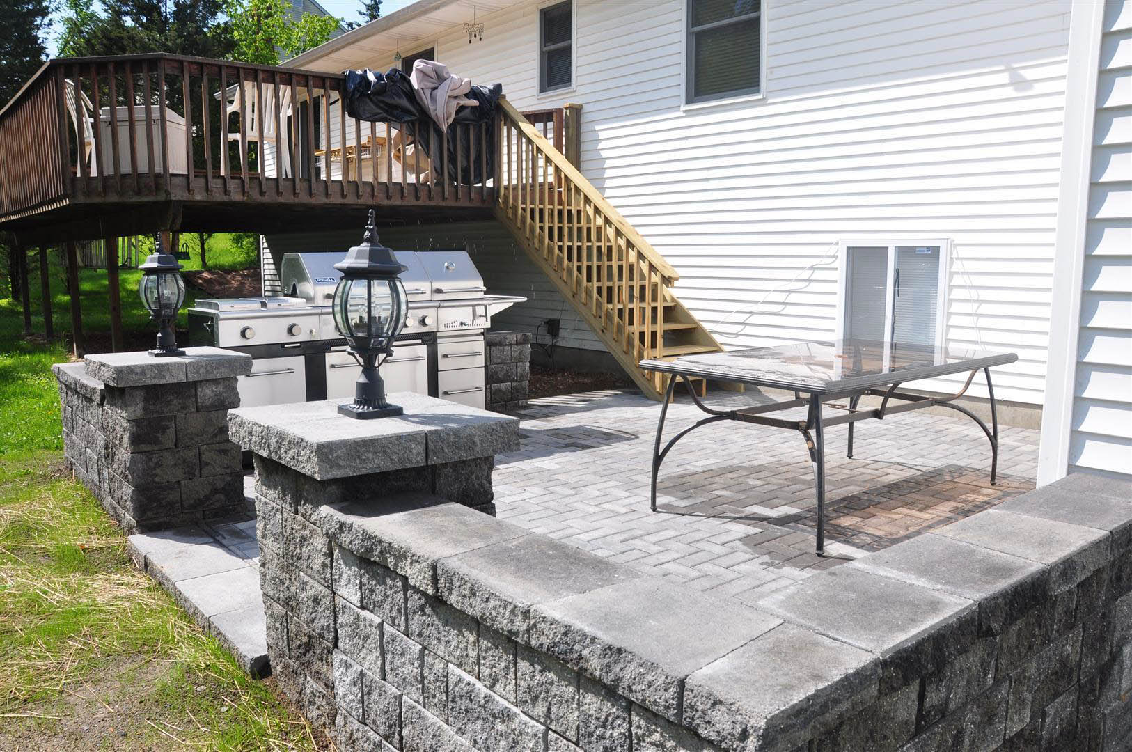 Patio, Patio Construction, Patio Contractor, Patio Design, Patio Landscape,  Stone Patio