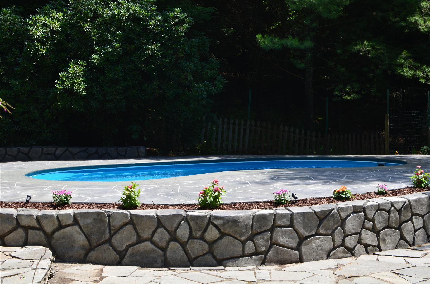 Retaining Walls Albert Group Landscaping Swimming Pools