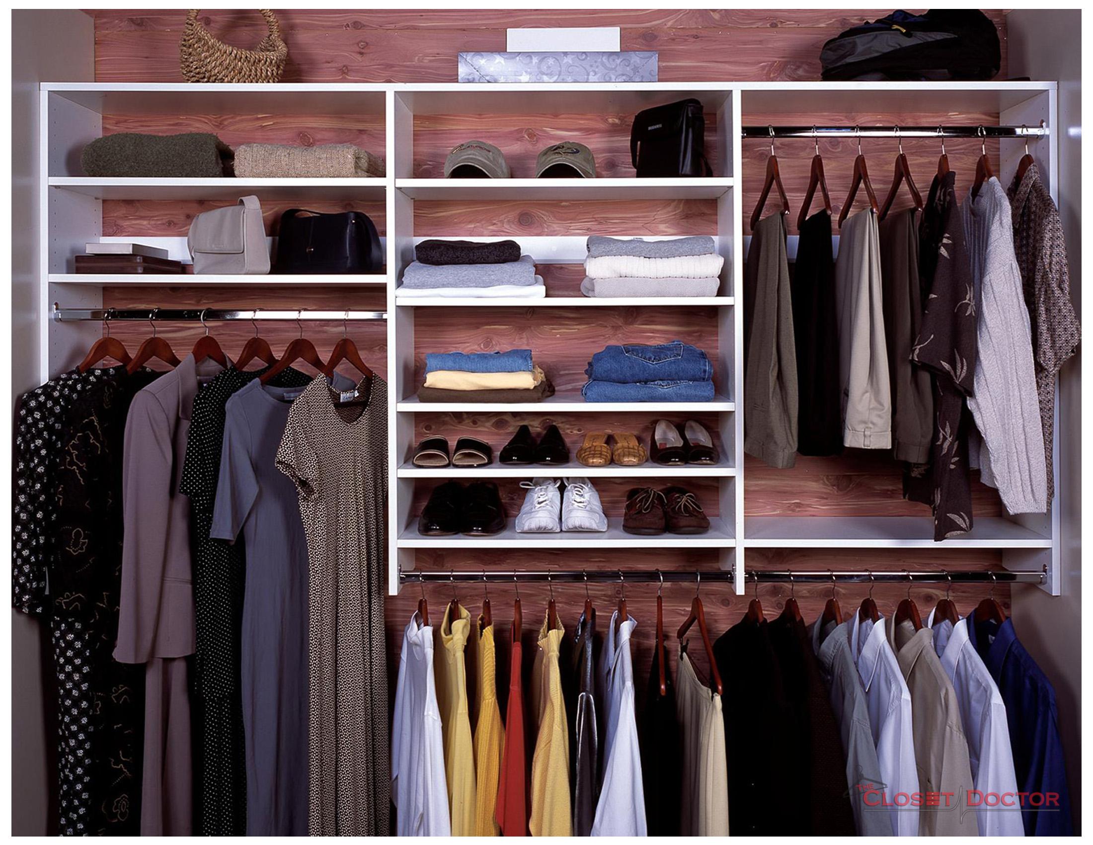 2 Custom Closet Quick N Easy The Closet  ...