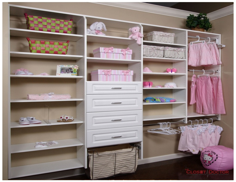 Custom Closet Organizer Gallery The Closet Doctor