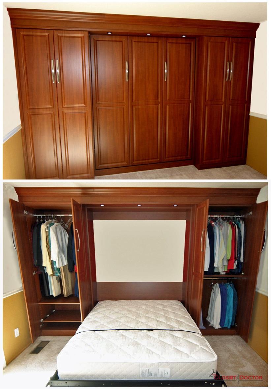 Small room with no closet no problem for Small room no closet