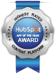 HubSpot App of The Year Award