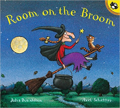 5 More Spooky, But Not-SO-Spooky Halloween Read Alouds for Children