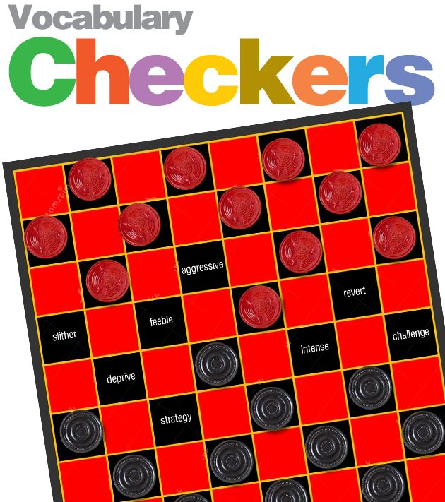 It's just a photo of Impeccable Printable Checkers Board