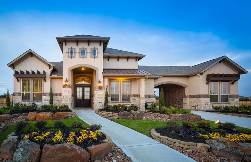 Northwest houston home builders new homes cypress autos post for Houston home designers